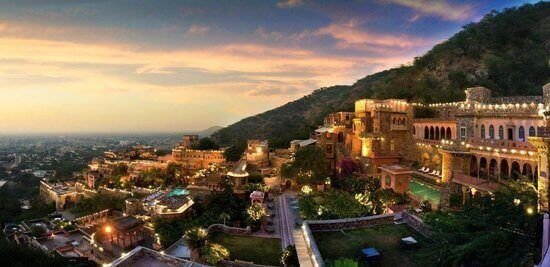 Golden Triangle Tour with Neemrana